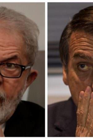 Adversários de Lula e Bolsonaro miram 49% de indecisos no Datafolha