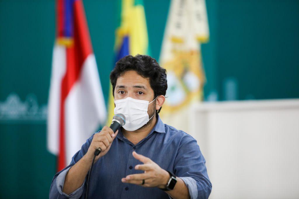 Emerson Quaresma, secretário de Comunicação de David Almeida
