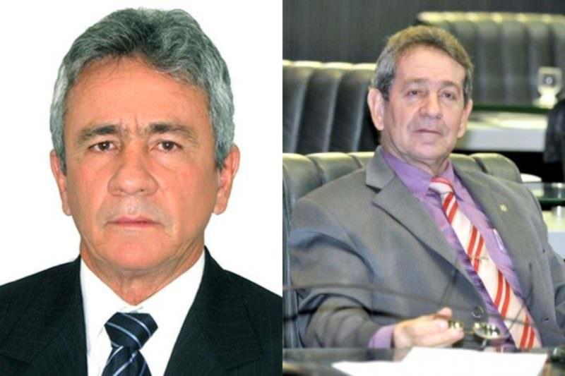 Carlos e Fausto Souza