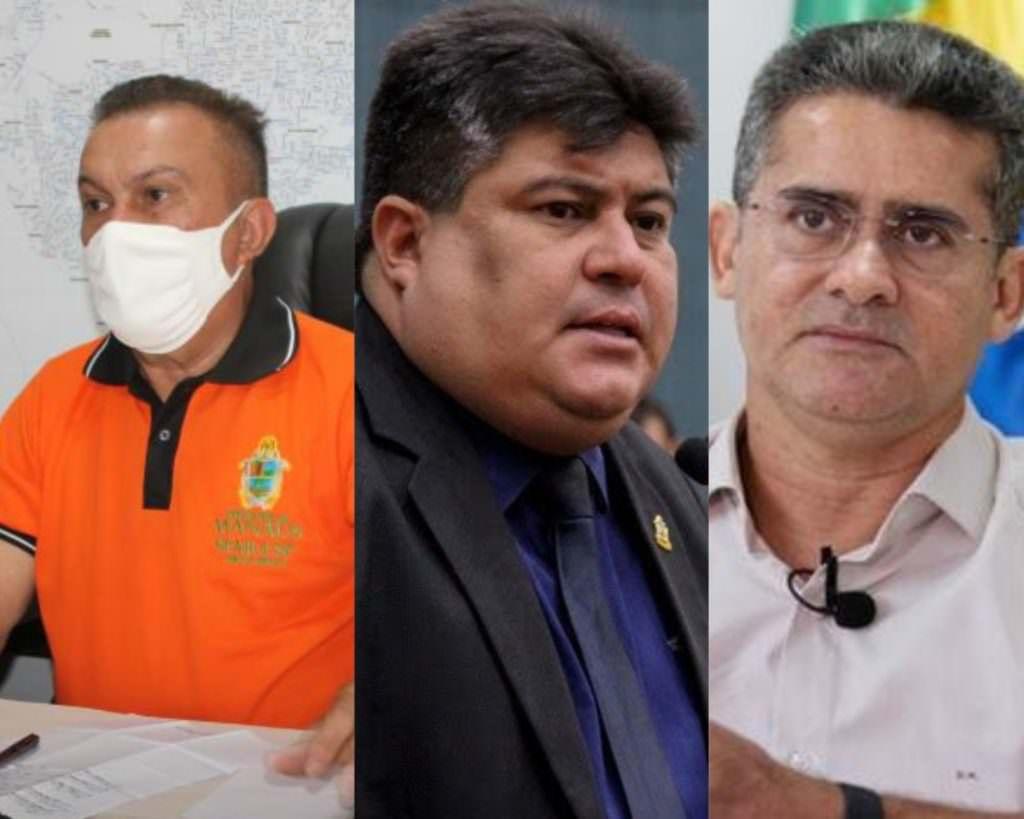 Fura-fila, nomeações suspeitas e denúncia de corrupção: veja os escândalos de David